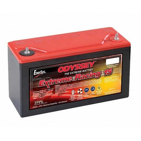 Batteria Odyssey Extreme Racing 15