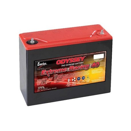 Batteria Odyssey Extreme Racing 40