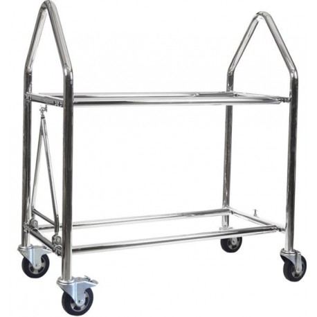 Stainless Steel Wheel & Tyre Trolley 1600mm