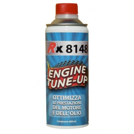 RX-8148 Engine Tune-up