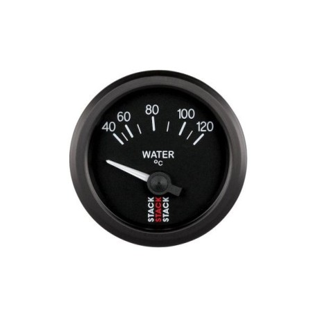 Stack Water Temperature Gauge - Mechanical (40-120°C)