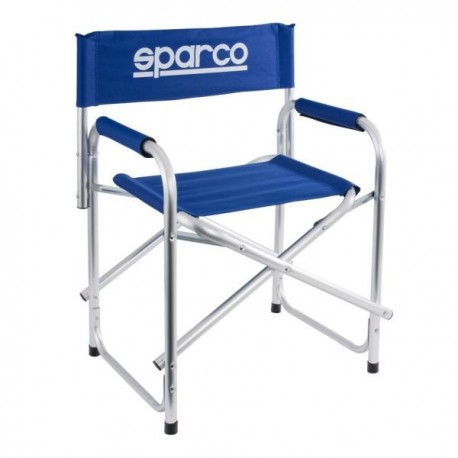 Sparco Folding Alloy Paddock Chair