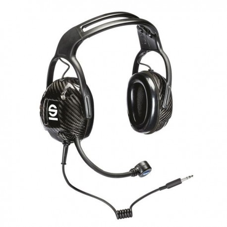 Sparco Head R headset with normal connector