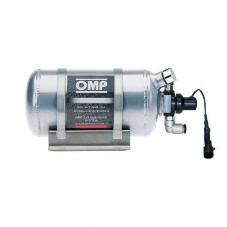 Omp Formula electric extinguishing sytem