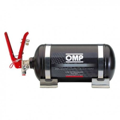 Omp Formula mechanic extinguishing sytem