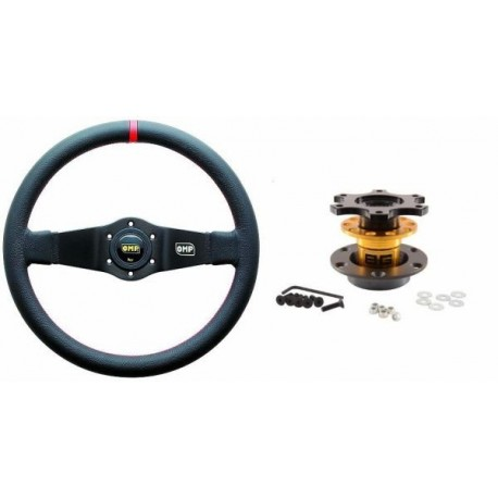 Go Kart Steering Wheel Quick Release