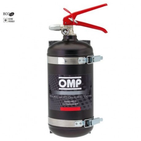 Omp steel hand held extinguishers