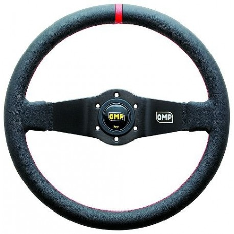 Steering wheel OMP Rally